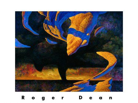 Papel de parede Roger Dean – Instigante para download gratuito. Use no computador pc, mac, macbook, celular, smartphone, iPhone, onde quiser!