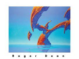 Papel de parede Roger Dean – Intrigante