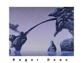 Papel de parede Roger Dean – pinturas impressionantes