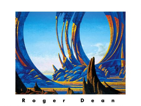 Papel de parede Roger Dean – Wallpaper Artístico para download gratuito. Use no computador pc, mac, macbook, celular, smartphone, iPhone, onde quiser!