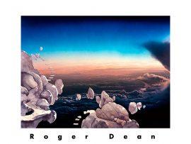 Papel de parede Roger Dean: a arte do rock n roll