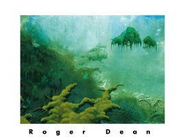 Papel de parede Roger Dean: a inspiração de James Cameron