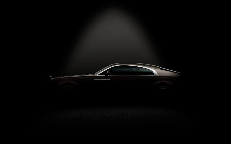Papel De Parede Rolls Royce Preto Wallpaper Para Download