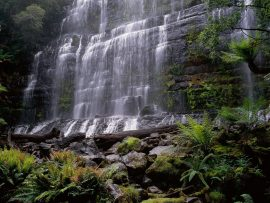 Papel de parede Russel Falls