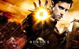 Papel de parede Série Heroes