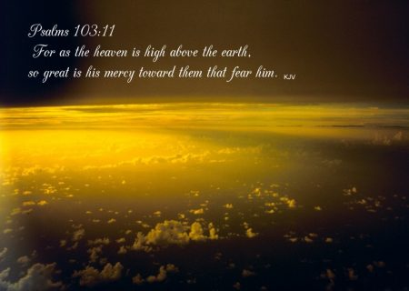 Papel de parede Salmo 103:11 para download gratuito. Use no computador pc, mac, macbook, celular, smartphone, iPhone, onde quiser!