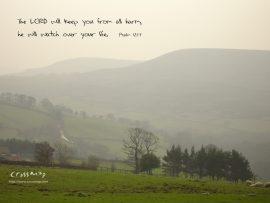 Papel de parede salmo 121:7