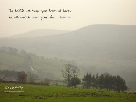 Papel de parede salmo 121:7 para download gratuito. Use no computador pc, mac, macbook, celular, smartphone, iPhone, onde quiser!