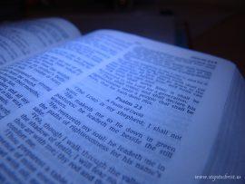 Papel de parede Salmo 23