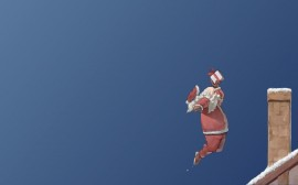 Papel de parede Salto de Natal