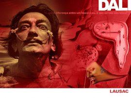 Papel de parede Salvador Dali