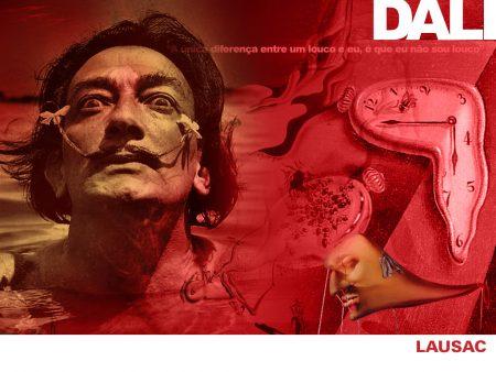 Papel de parede Salvador Dali para download gratuito. Use no computador pc, mac, macbook, celular, smartphone, iPhone, onde quiser!