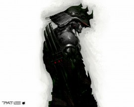 Papel de parede Samurai