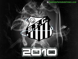Papel de parede Santos – 2010