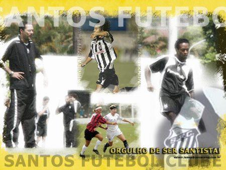 Papel de parede Santos – Orgulho de Ser Santista para download gratuito. Use no computador pc, mac, macbook, celular, smartphone, iPhone, onde quiser!