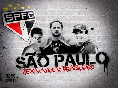 Papel de parede São Paulo – Hexacampeão Brasileiro para download gratuito. Use no computador pc, mac, macbook, celular, smartphone, iPhone, onde quiser!