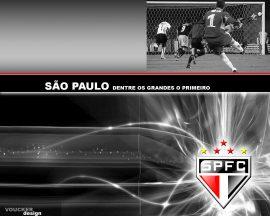 Papel de parede São Paulo – Time