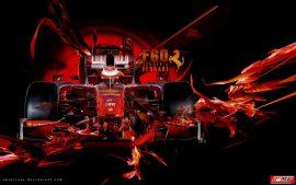 Papel de parede Scuderia Ferrari