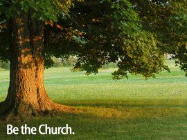 Papel de parede Seja a Igreja