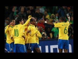 Papel de parede Seleção Brasileira – Comemoração