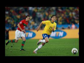 Papel de parede Seleção Brasileira – Nilmar