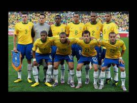 Papel de parede Seleção Brasileira – Time