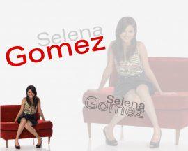 Papel de parede Selena Gomez – Bela