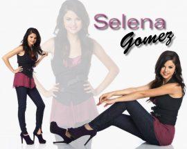Papel de parede Selena Gomez – Bonita