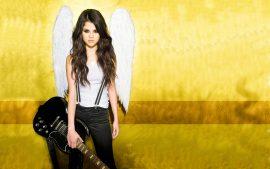 Papel de parede Selena Gomez – Cantora