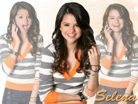 Papel de parede Selena Gomez – Celular
