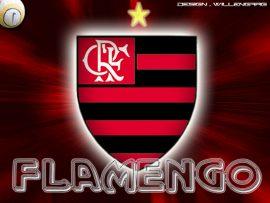 Papel de parede Sempre Flamengo