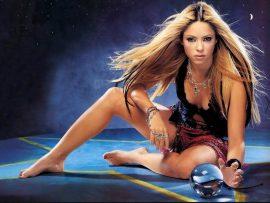 Papel de parede Shakira – Bela