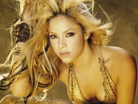 Papel de parede Shakira – Cantora