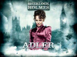 Papel de parede Sherlock Holmes – Adler