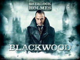 Papel de parede Sherlock Holmes – Blackwood