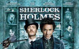 Papel de parede Sherlock Holmes – Cartaz 2