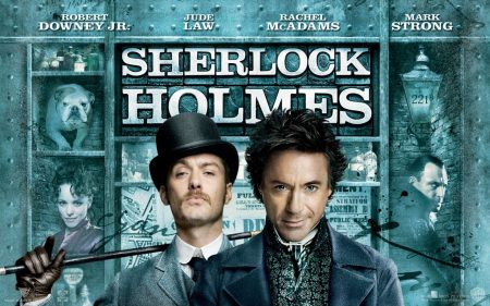 Papel de parede Sherlock Holmes – Cartaz 2 para download gratuito. Use no computador pc, mac, macbook, celular, smartphone, iPhone, onde quiser!