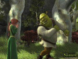 Papel de parede Shrek #11