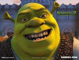 Papel de parede Shrek #5