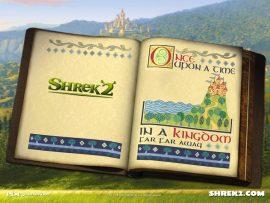 Papel de parede Shrek #6