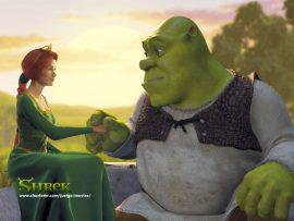 Papel de parede Shrek #7