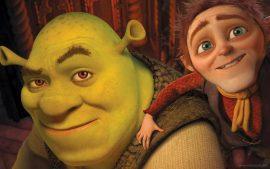Papel de parede Shrek Forever – Amigo?