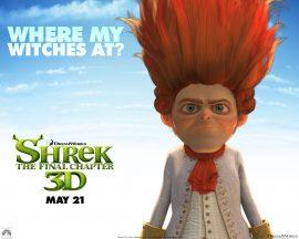 Papel de parede Shrek Forever – Rumpelstiltskin
