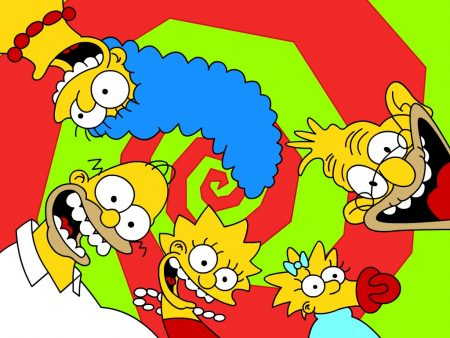 Papel de parede Simpsons #3 para download gratuito. Use no computador pc, mac, macbook, celular, smartphone, iPhone, onde quiser!