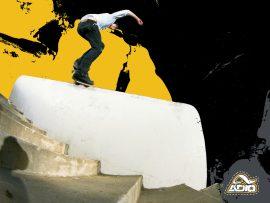 Papel de parede Skate – Radical