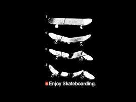 Papel de parede Skate – Use!