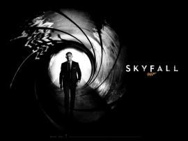 Papel de parede Skyfall 007 – Daniel Craig