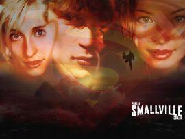 Papel de parede Smallville #1