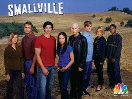 Papel de parede Smallville #8