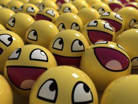 Papel de parede Smiles